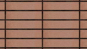 آجر شیل گلبهی تیره پلاک هفت S13