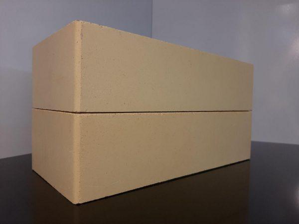 آجر زرد بسته بندی