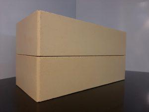 آجر ده سوراخ زرد بسته بندی